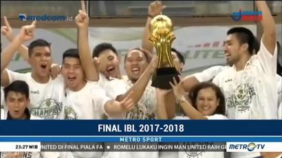 Taklukkan Pelita Jaya, Satria Muda Juarai IBL 2018