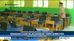 Persiapan Jelang UNBK SMP di Berbagai Daerah