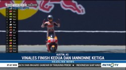 Marc Marquez Rebut Kemenangan Keenam di MotoGP Austin
