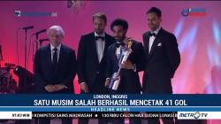 Mohamed Salah Raih Gelar Pemain Terbaik versi PFA