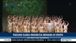 Paduan Suara Anak Indonesia Juara European Grand Prix