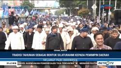 Rayakan Seba Baduy, Ribuan Warga Baduy Kunjungi Kota Serang