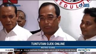 Menhub, YLKI dan KPPU akan Berdiskusi Terkait Tarif Ojek <i>Online</i>