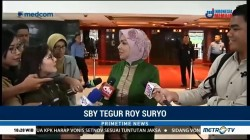 Internal Demokrat Anggap Teguran SBY untuk Roy Suryo Wajar