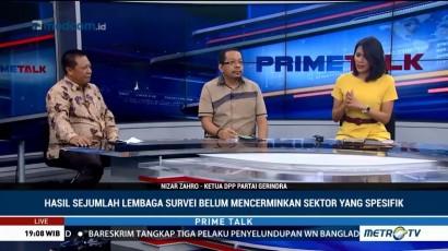 Gerindra Yakin Prabowo Menang Pilpres 2019