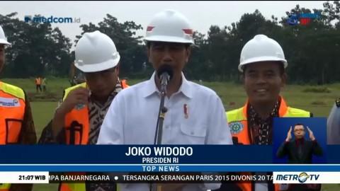 Jokowi: Saya Masih Fokus Kerja, Tak Usah Direcoki dengan Elektabilitas