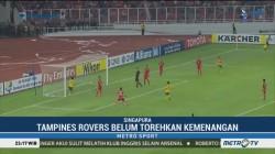 Persija Dipastikan akan Tampil Ngotot Lawan Tampines Rovers