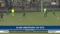 Timnas U-23 Gelar Pemusatan Latihan Jelang Anniversary Cup 2018