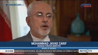 Iran Threatens to Resume Nuclear Program