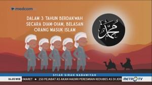 Syiar Sirah Nabawiyah: Dakwah Secara Sembunyi-Sembunyi (1)