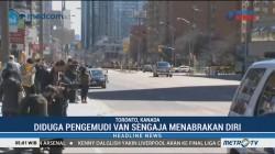 Van Tabrak Pejalan Kaki di Kanada, 9 Orang Tewas