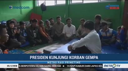 Pemerintah Janjikan Rumah Bagi Korban Gempa Banjarnegara