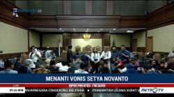 KPK Harap Setnov Divonis Sesuai Tuntutan