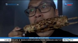 Mencicipi Sate Bandeng Khas Banten