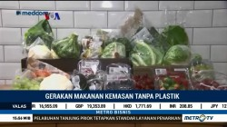 Kemasan Plastik Tidak Efektif Kurangi Limbah Makanan