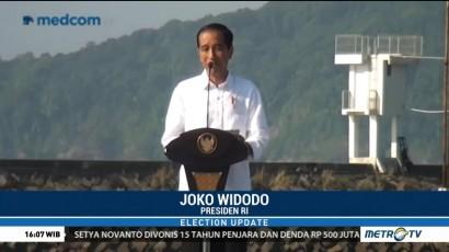 Jokowi: Jangan-jangan Bu Susi Pengen Jadi Wapres