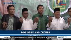 Romy Ingin Saingi Cak Imin Jadi Cawapres Jokowi