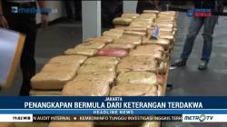 Polisi Gagalkan Peredaran 142 Kg Ganja
