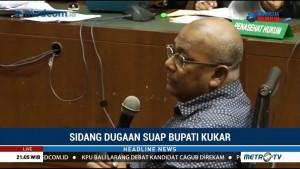 Tujuh Saksi Dihadirkan di Sidang Bupati Rita Widyasari
