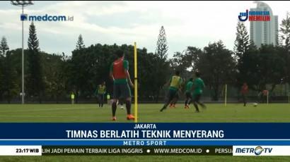 Jelang Anniversary Cup 2018, Timnas U-23 Jalani Pemusatan Latihan