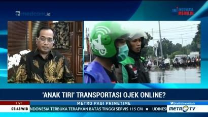 Ojek Online 'Anak Tiri' Angkutan Umum (2)