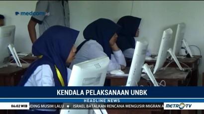 Lima MTS di Mamasa Menumpang di Sekolah Lain untuk Jalani UNBK