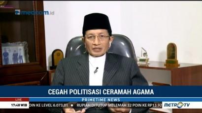 Masjid Bukan Arena Kampanye