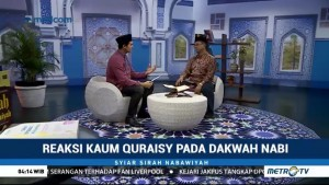 Syiar Sirah Nabawiyah: Reaksi Kaum Quraisy Pada Dakwah Nabi (2)