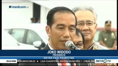 Jokowi Ungkap Tujuan Pertemuan dengan Persaudaraan Alumni 212