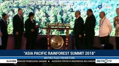 Menteri LHK Tegaskan Pentingnya Perlindungan Hutan Konservasi