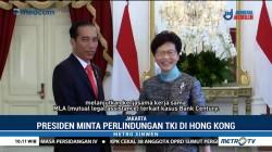 Pertemuan Jokowi-Carrie Lam Singgung Kasus Century
