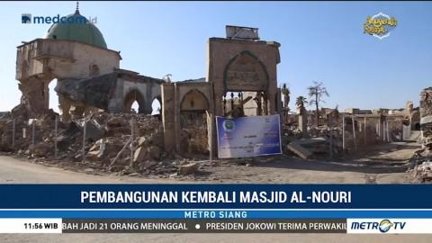 Masjid Al-Nouri di Mosul akan Dibangun Kembali