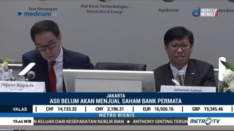 Astra Bantah Lepas Saham di Bank Permata