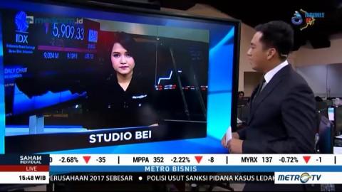 IHSG Terperosok, Investor Diminta Tak Panik