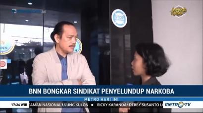Kronologi Penangkapan Sindikat Sabu Jaringan Malaysia di Riau