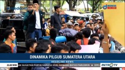 Ratusan Mahasiswa Tuntut Kapolda Sumut Dicopot