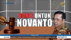 Vonis untuk Novanto (1)