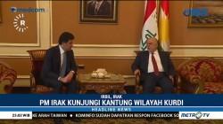 PM Irak Kunjungi PM Kantung Wilayah Kurdi