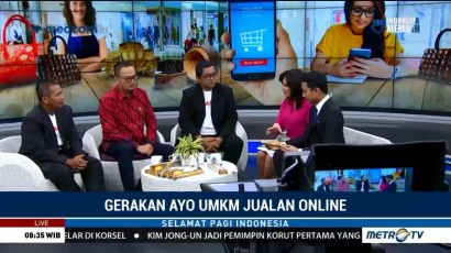 Jualan Sukses dengan Pemasaran Online (1)