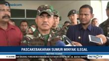 Anggota TNI Terlibat Pengeboran Minyak Ilegal akan Ditindak Tegas