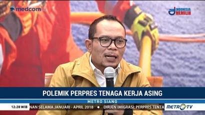 Menaker: Janji Jokowi Soal Lapangan Kerja Lampaui Target