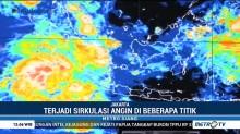 Cuaca Buruk di Jakarta Akibat Peningkatan Atmosfer