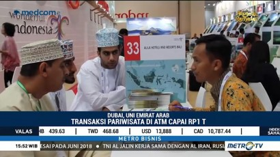 Indonesia Promosikan Pariwisata di Arabian Travel Market 2018