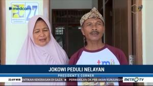 Jokowi Peduli Nelayan