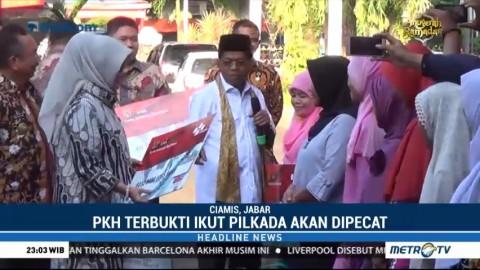 Mensos Tegaskan Petugas PKH Harus Netral di Tahun Politik