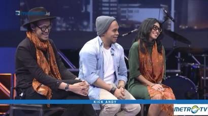 Cerita Barry Likumahuwa, Endah dan Rhesa Gagas 'Salute The Rollies'