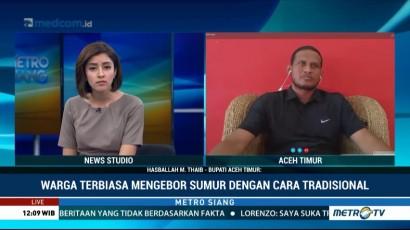 Ledakan Sumur Minyak di Aceh Timur Bukan Pertama Kali Terjadi