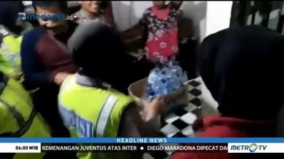 Polisi Gerebek Warung Penjual Miras Oplosan di Semarang