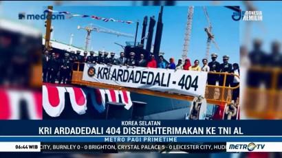TNI AL Diperkuat Kapal Selam Ardadedali-404
