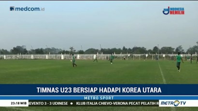 Preview Timnas U-23 vs Korea Utara